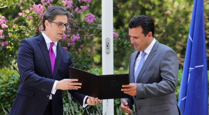 Zaev dobio mandat da formira novu vladu