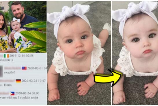 Majka je pronašla fotografije svoje bebe na pedofilskom mjestu - roditelji pazite što objavljujete