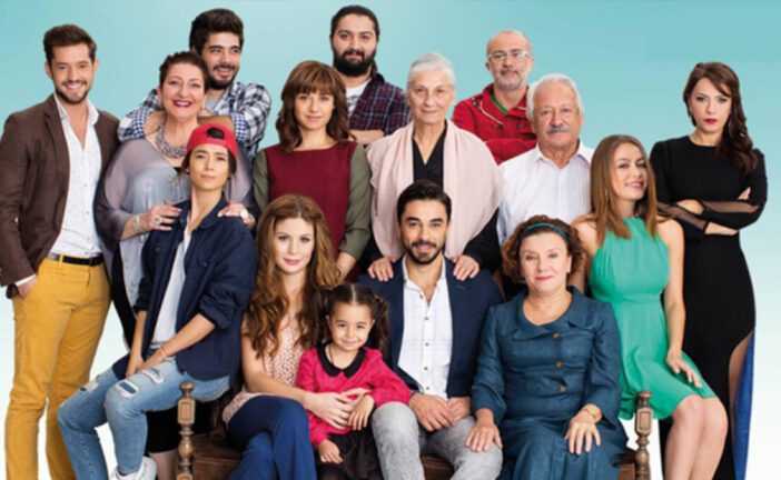 Porodica mog muza 19 epizoda