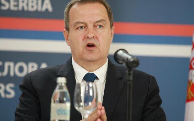 Dačić: Nikakav dokument nije potpisan sa Kosovom