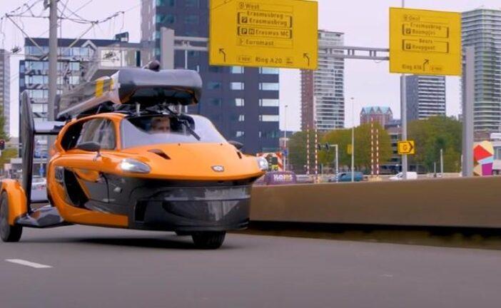 Prvi leteći automobil dobio je dozvolu voziti cestama (VIDEO)