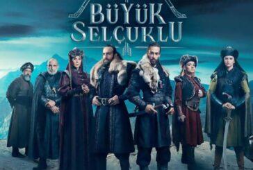 Budjenje velikih Seldzuka 34 epizoda