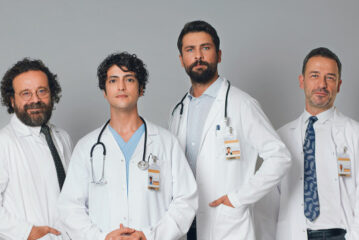 Cudesni doktor 57 epizoda